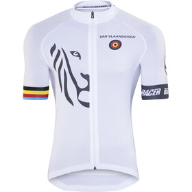 Bioracer Van Vlaanderen Pro Race - Maillot manches courtes Homme - blanc